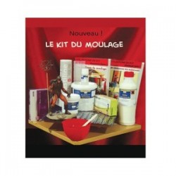 Kit moulage figurine - 2