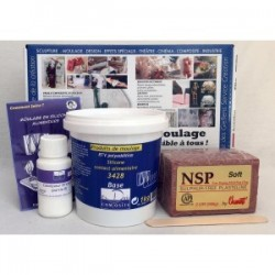 Kit Moulage alimentaire - 6
