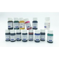 Colorant transparent